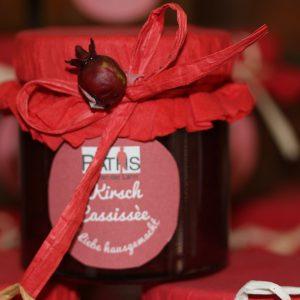 Kirsch Cassissèe Marmelade