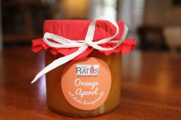 Orange Aperol Marmelade