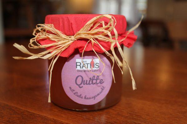 Quitte Marmelade