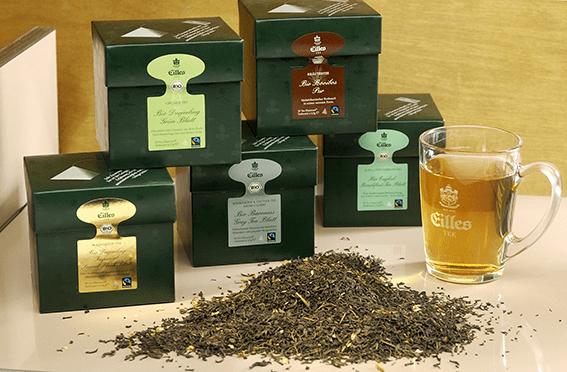 Tea Diamonds Eilles Darboven 3