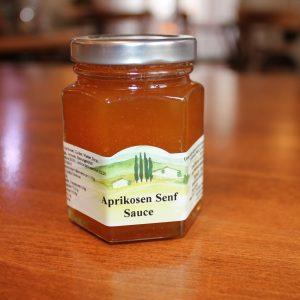 Aprikosen Senf Sauce 80ml