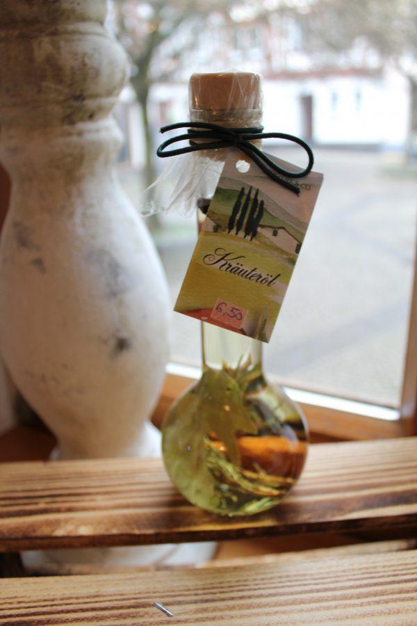 Kräuter Öl