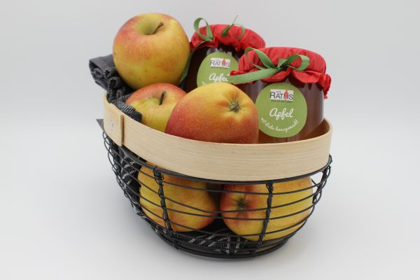 Apfel Gelee Café Raths